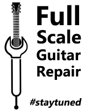 Full Scale Guitar Repair