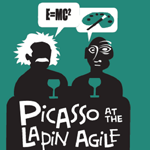 Picasso at the Lapine Agile